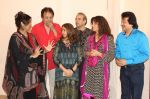 Pankaj Udhas,Bhupinder Singh, Mitali Singh,Anuradha Paudwal,Rekha Bharadwaj,Suresh Wadkar,Penaz Masani together for a rehearsal forthcoming Khazana Ghazal Festival on 27th July 2016 (15)_57985cb53dd4b.JPG