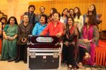 Pankaj Udhas,Bhupinder Singh, Mitali Singh,Anuradha Paudwal,Rekha Bharadwaj,Suresh Wadkar,Penaz Masani together for a rehearsal forthcoming Khazana Ghazal Festival on 27th July 2016 (16)_57985c3287e61.JPG