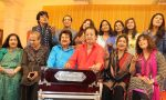 Pankaj Udhas,Bhupinder Singh, Mitali Singh,Anuradha Paudwal,Rekha Bharadwaj,Suresh Wadkar,Penaz Masani together for a rehearsal forthcoming Khazana Ghazal Festival on 27th July 2016 (3)_57985c84ad012.JPG