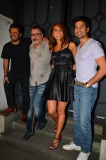 Vikas Bahl, Caterina Murino, Rajeev Khandelwal at a star-studded party for Caterina Murino on 26th July 2016 (43)_579853eec39aa.JPG