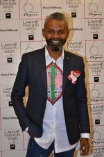 at Lakme fashion week workshop for designers on 26th July 2016