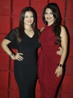 deepshikha & aartii naagpal at a surprise party for Aartii Naagpal on 27th July 2016 (2)_5798a6b30e845.jpg