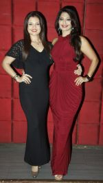 deepshikha & aartii naagpal at a surprise party for Aartii Naagpal on 27th July 2016_5798a6908ec2d.jpg