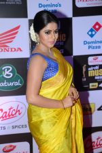 Poorna at Mirchi Music Awards 2016 on 27th July 2016 (21)_57998fa11e09a.JPG