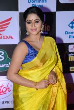 Poorna at Mirchi Music Awards 2016 on 27th July 2016 (26)_57998faa5b8c0.JPG