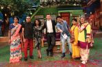 Brett Lee and Tannishtha Chatterjee promote Unindian on the sets of The Kapil Sharma Show on 27th July 2016 (3)_5799bebb0a134.JPG