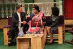 Brett Lee and Tannishtha Chatterjee promote Unindian on the sets of The Kapil Sharma Show on 27th July 2016 (8)_5799be9e94850.JPG