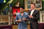 Brett Lee promote Unindian on the sets of The Kapil Sharma Show on 27th July 2016