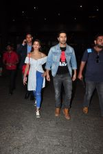 Jacqueline Fernandez, Varun Dhawan snapped at airport on 27th July 2016 (26)_57998d2a6f997.JPG