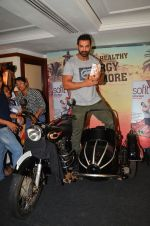 John Abraham at sofit promotions in Mumbai on 28th July 2016 (3)_5799c1ded3238.jpg