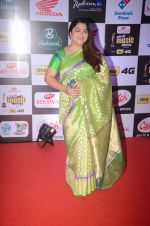 Khusboo at Mirchi Music Awards 2016 on 27th July 2016