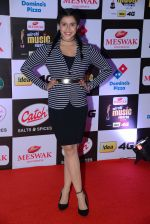 Mannara Chopra at Mirchi Music Awards 2016 on 27th July 2016 (17)_57998f4e9c87d.JPG