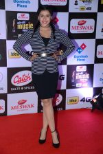 Mannara Chopra at Mirchi Music Awards 2016 on 27th July 2016 (18)_57998f50ceb53.JPG