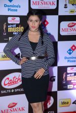 Mannara Chopra at Mirchi Music Awards 2016 on 27th July 2016 (28)_57998f675577a.JPG