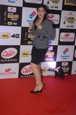 Mannara Chopra at Mirchi Music Awards 2016 on 27th July 2016 (45)_57998f9901d57.JPG