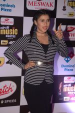 Mannara Chopra at Mirchi Music Awards 2016 on 27th July 2016 (58)_57998fbba6571.JPG