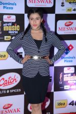 Mannara Chopra at Mirchi Music Awards 2016 on 27th July 2016 (7)_57998f3961672.JPG