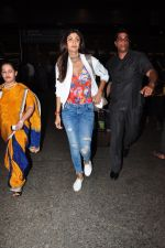Shilpa Shetty snapped at airport on 27th July 2016