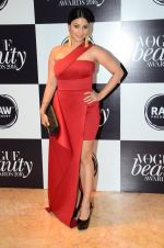 Tanisha Mukherjee at Vogue Beauty Awards 2016 on 27th July 2016 (28)_579a0a4f01f37.JPG