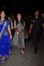 Vidya Balan snapped at airport on 27th July 2016