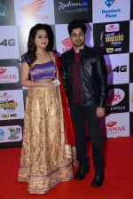 at Mirchi Music Awards 2016 on 27th July 2016