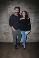John Abraham with Priya Runchal at Dishoom screening in yashraj, Mumbai on 28th July 2016 (20)_579af7cd75323.JPG