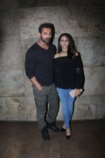 John Abraham with Priya Runchal at Dishoom screening in yashraj, Mumbai on 28th July 2016 (21)_579af786ddfbb.JPG