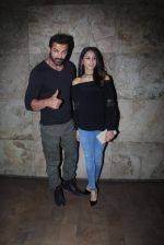 John Abraham with Priya Runchal at Dishoom screening in yashraj, Mumbai on 28th July 2016 (22)_579af7ce90eb6.JPG