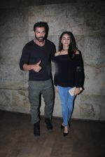 John Abraham with Priya Runchal at Dishoom screening in yashraj, Mumbai on 28th July 2016(12)_579af78791ecb.JPG
