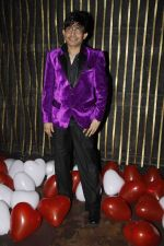 KRK at the red carpet of the post wedding celebrations of Sambhavna & Avinash at Bora Bora_579b855d5928d.JPG