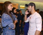 sonam,varun dhawan at Dishoom screening in yashraj, Mumbai on 28th July 2016_579afea2afcfd.jpg