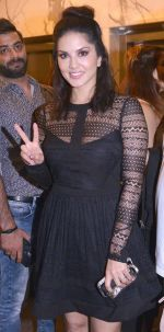 sunny leon at Dishoom screening in yashraj, Mumbai on 28th July 2016_579afedd7ca58.jpg