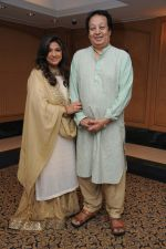 Bhupinder Singh and Mitali Singh at Ghazal Festival in Mumbai on 30th July 2016
