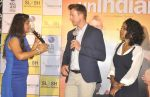Brett Lee, Tannishtha Chatterjee at Oberoi mall event on 29th July 2016
