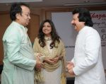 Pankaj Udhas and Bhupinder Singh and Mitali Singh at Ghazal Festival in Mumbai on 30th July 2016