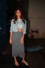 Shilpa Shetty snapped post ad shoot on 29th July 2016 (17)_579c7f07073a4.JPG