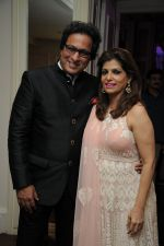 Talat and Bina Aziz at Ghazal Festival in Mumbai on 30th July 2016