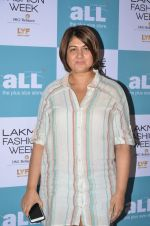 at Lakme plus size model auditions in Mumbai on 29th July 2016 (1)_579c7f352aec9.JPG