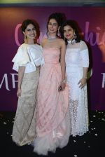 Aneri Vajani walks for designer Dimple Raghani on 30th July 2016