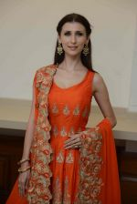 Claudia Ciesla during the Press confrence of Luv Kush biggest Ram Leela at Constitutional Club, Rafi Marg in New Delhi on 31st July 2016 (60)_579e02ee05864.jpg