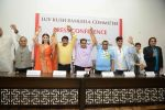 Claudia Ciesla, Manoj Tiwari, Ravi Kishan,Ali Khan during the Press confrence of Luv Kush biggest Ram Leela at Constitutional Club, Rafi Marg in New Delhi on 31st July 2016 (55)_579e029e801b6.jpg