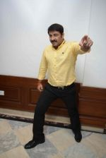 Manoj Tiwari during the Press confrence of Luv Kush biggest Ram Leela at Constitutional Club, Rafi Marg in New Delhi on 31st July 2016(30)_579e020086bb9.jpg