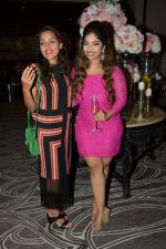 Natasha Mehta with Anandita De at The Drawing Room in St Regis Mumbai on 30th July 2016