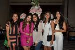 Natasha Mehta, Anandita de and Sanam Sippy at The Drawing Room in St Regis Mumbai on 30th July 2016