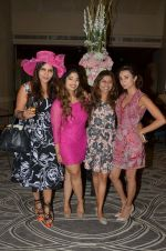 Nisha Jamwal, Anandita De, Priya Nathani and Ira Dubey at The Drawing Room in St Regis Mumbai on 30th July 2016_579da5e9ec109.JPG