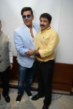 Ravi Kishan, Manoj Tiwari during the Press confrence of Luv Kush biggest Ram Leela at Constitutional Club, Rafi Marg in New Delhi on 31st July 2016(38)_579e021a228c8.jpg