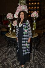 Shobhaa De at The Drawing Room in St Regis Mumbai on 30th July 2016