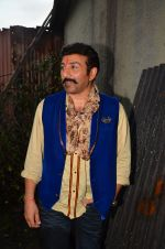 Sunny Deol at Superhit Bhaiya On location on 30th July 2016 (58)_579da6f67bbd3.JPG