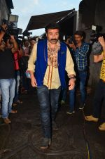 Sunny Deol at Superhit Bhaiya On location on 30th July 2016 (60)_579da6fb91709.JPG