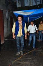 Sunny Deol at Superhit Bhaiya On location on 30th July 2016 (74)_579da6fd7876b.JPG